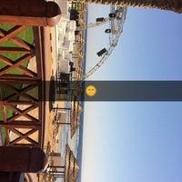Foto tirada no(a) Beach @ Rixos Hotel por Reem A. em 6/8/2014