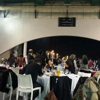 Photo taken at Matosinhos Sport - Pavilhão Municipal by Margarida R. on 12/17/2016