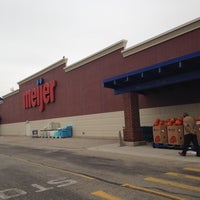 Photo taken at Meijer by Jim M. on 9/12/2014