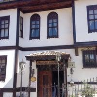 Photo taken at Çakırlar Konağı by Selva Ç. on 8/15/2016