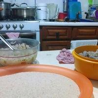 Photo taken at Cocina Tia Bety by Betonick P. on 1/24/2014