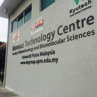 Photo taken at Biomass Technology Center, Bukit Ekspo by Kamil M. on 2/14/2015
