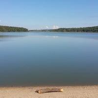 Photo taken at озеро by Alexandra C. on 8/14/2016