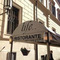Photo taken at Ristorante Roma Life by Charles S. on 6/25/2013