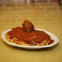 Photo taken at Gondola Pizza by Gondola Pizza on 4/2/2014