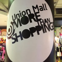Photo taken at Union Mall by Taejuie N. on 10/16/2012