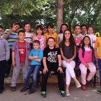 Photo taken at Fatih ilköğretim by Ilkyaz A. on 5/30/2016