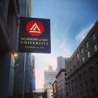 Photo taken at Academy of Art University - 180NM by Kasidit P. on 3/13/2013