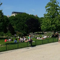 Photo prise au Aire de jeux du Parc Monceau par Julien B. le5/17/2014