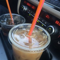Photo taken at Dunkin' Donuts by Danette D. on 11/25/2015