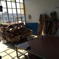 Photo taken at ince detayli hali koltuk yikama tesisi by Bülent A. on 7/9/2014
