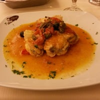 Photo taken at Ristorante Antica Partenope by Olga A. on 9/9/2013