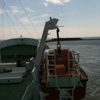 Photo taken at mv Holiday Island by Donald D. on 7/18/2013