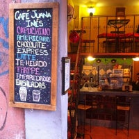 Photo taken at Galería Juana Inés by Folken C. on 5/10/2014