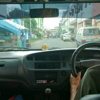 Photo taken at Paradep taxi by Awang A. on 10/14/2013