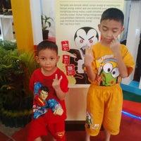Photo taken at Lokasi Pameran EXPO Kalteng by Lyna L. on 5/21/2014