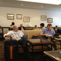 Photo taken at MIASCOR Business Lounge by Tricia B. on 6/22/2013