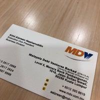 Foto tirada no(a) Malaysia Debt Ventures por Norzal G. em 3/15/2018