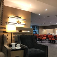 Photo taken at Plaza Premium Lounge, Domestic by Norzal G. on 3/2/2018