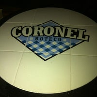 Photo taken at Coronel Boteco by Marcel S. on 12/5/2013
