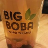 Foto scattata a Big Boba Bubble Tea Shop da Silvana V. il 5/17/2014