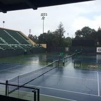 Photo taken at Taube Family Tennis Stadium by Olivier R. on 5/21/2016