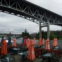 Photo taken at Ivar's Salmon House by Th_Aviator on 5/17/2013