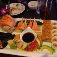Photo taken at TOMO Japanese Cuisine by IGotToDesign S. on 9/30/2012