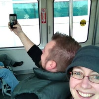 Foto tirada no(a) Seattle Center Station - Seattle Center Monorail por Alexis T. em 1/13/2013