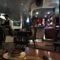 Photo taken at ON Dining Kitchen & Lounge by Aya T. on 4/14/2017