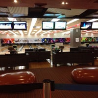 Photo taken at SM Bowling Center by renissa e. on 9/18/2014