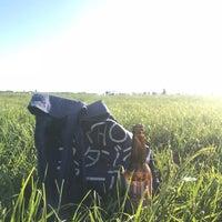 Foto tomada en Tempelhofer Feld por Huw M. el 5/5/2018