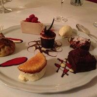 Photo taken at Cipriani Restaurante by Ritu P. on 2/19/2013