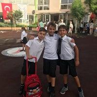 Photo taken at TAKEV Karşıyaka Kampüsü by İlkay S. on 9/12/2017
