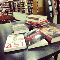 Photo taken at Barnes & Noble by TJ A. on 10/24/2012