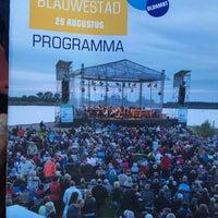 Photo taken at Havenkwartier Blauwestad by Bart S. on 8/29/2015