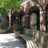 Photo taken at NYU Law | Vanderbilt Hall by Amanda Z. on 7/23/2013