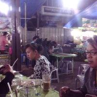 Photo taken at Tenda Biru by anan &. on 1/22/2014