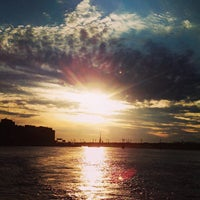 Photo taken at Neva River by Дмитрий С. on 9/9/2013