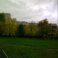 Photo taken at Гимназия №293 by Дмитрий С. on 9/29/2012