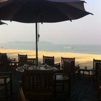 Photo taken at Thande Beach Hotel by Porfitikas on 3/19/2015