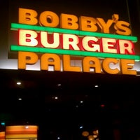 Photo taken at Bobby's Burger Palace by Justin T. on 2/12/2013