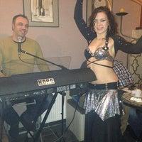 Photo taken at Andalous Shisha Lounge by Andalous Shisha Lounge on 1/12/2014