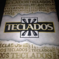 Photo taken at Teclados by Gonzalo C. on 9/15/2012
