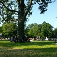 Photo taken at Westerpark by Elice v. on 7/8/2013