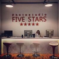 Снимок сделан в Пять звёзд пользователем Timur &. 10/1/2013