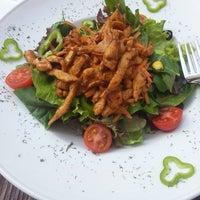 Photo taken at Brand's Cafe & Restorant by Cüneyt V. on 3/9/2015