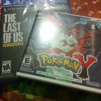 Photo taken at Gamers Retail Store by Jose Luis R. on 8/11/2014