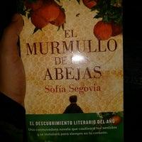 Photo taken at Librería Porrúa by Jose Luis R. on 1/4/2016