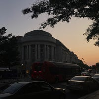 Photo taken at Ronald Reagan Building & International Trade Center by Ola K. on 8/27/2017
